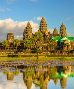 Vietnam and Cambodia itinerary